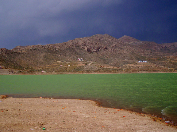 Hanna Lake, Quetta
