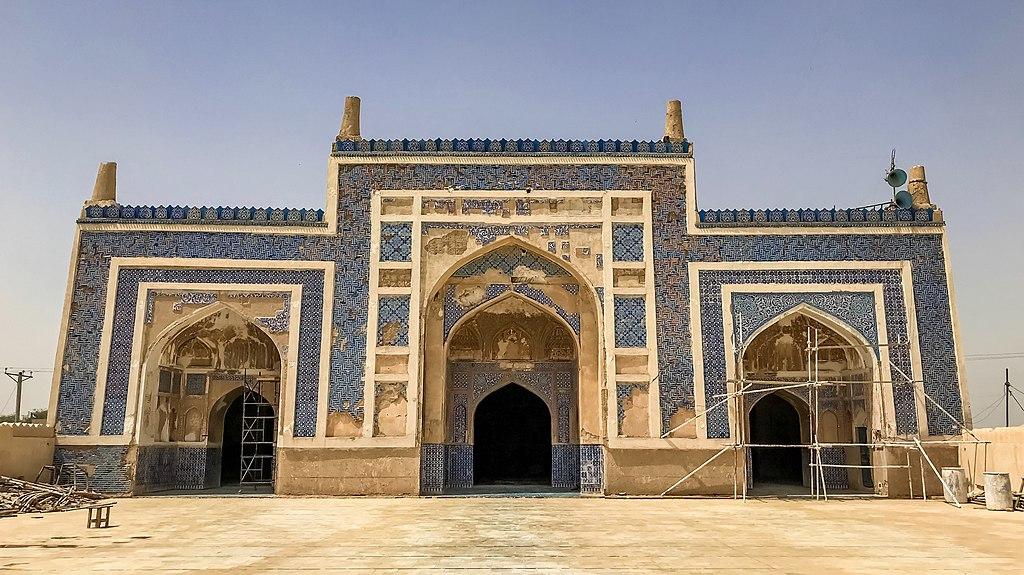 Jamia Mosque Khudabad