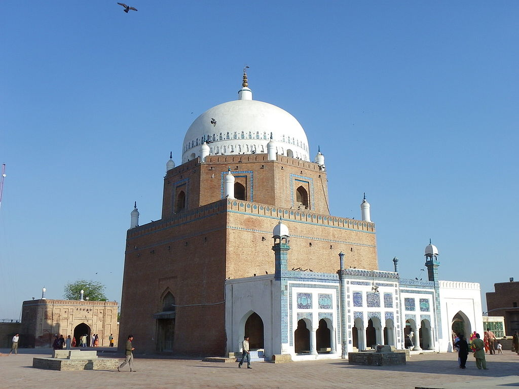 Shrine of Hazrat Baha ud din Zakariyah R.A