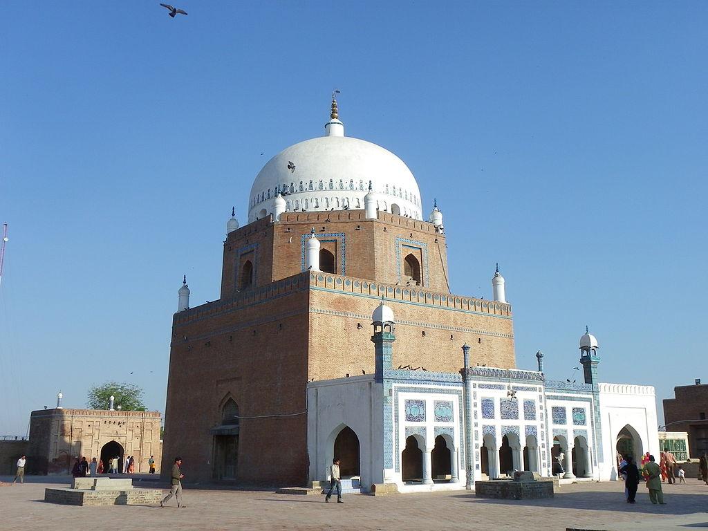 Shrine of Hazrat Baha ud din Zakariyah R.A
