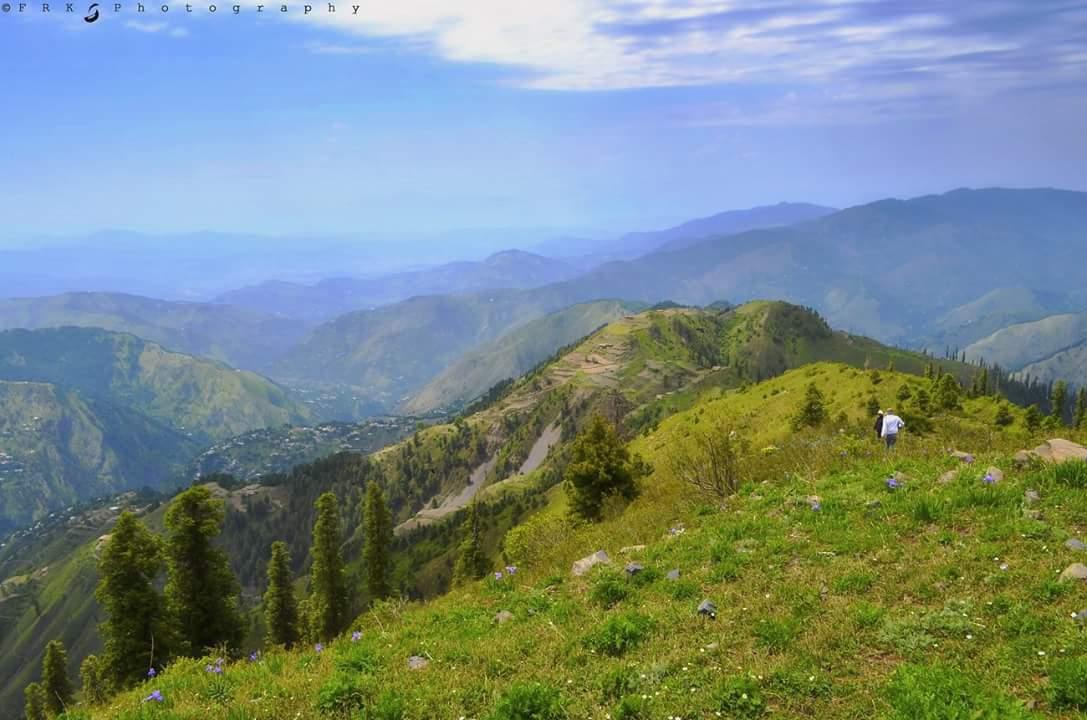 Miranjani peak