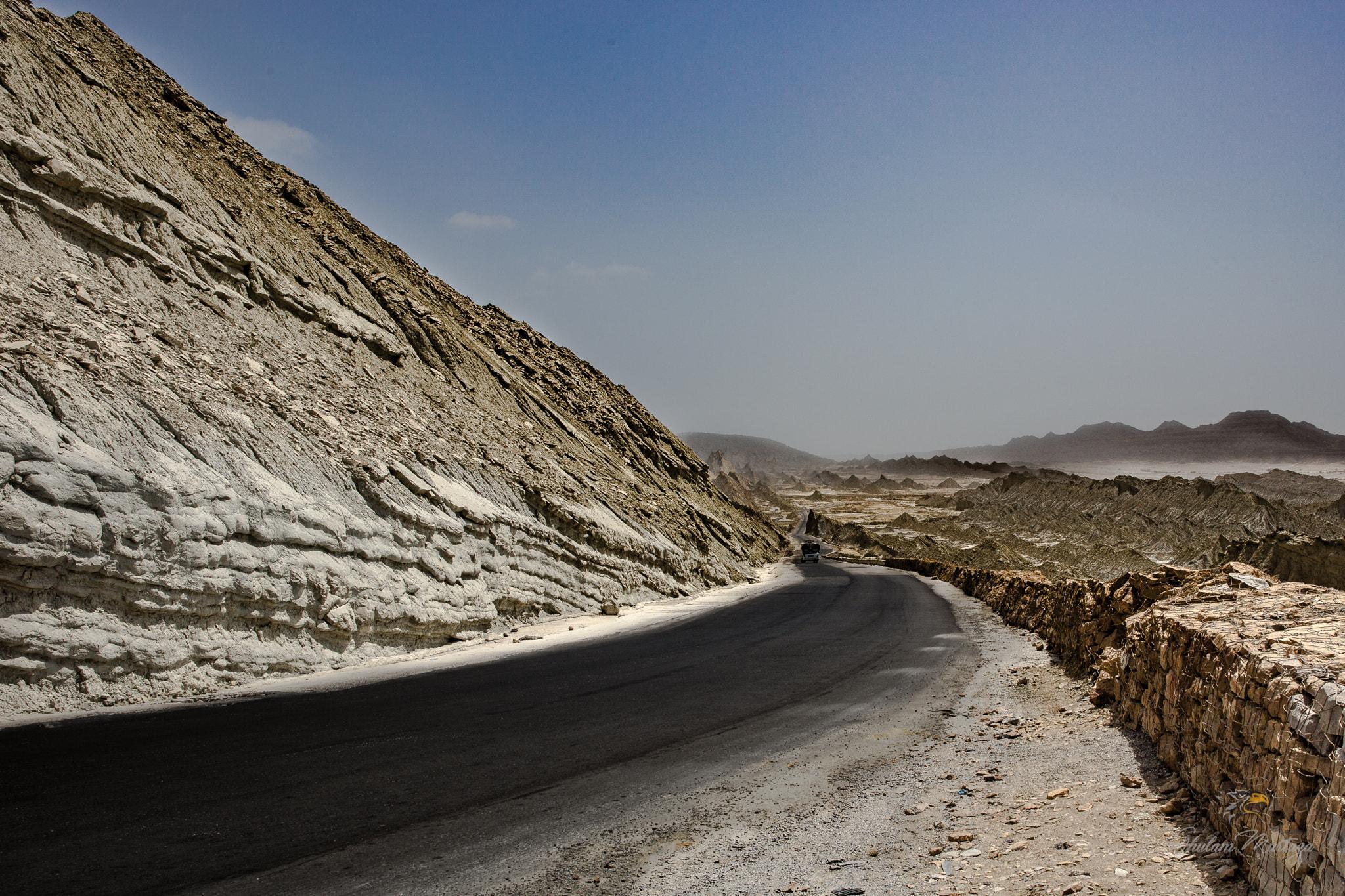 Makran coastal highway