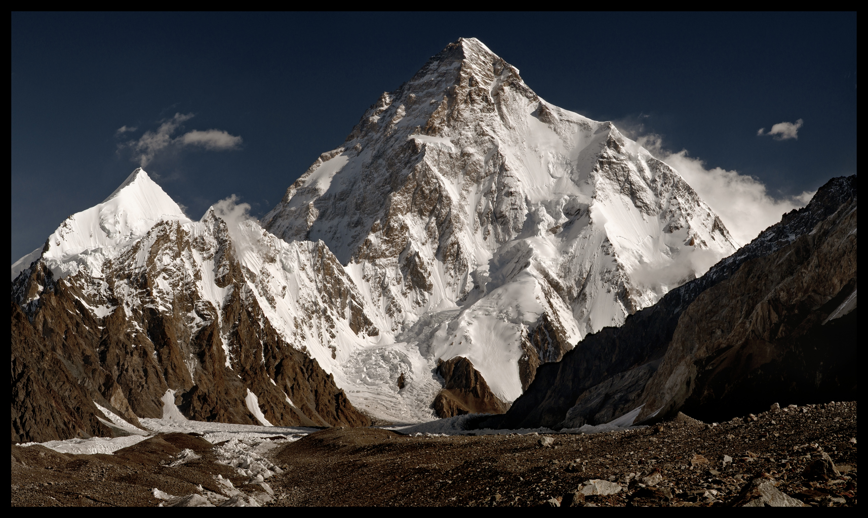 K2 peak