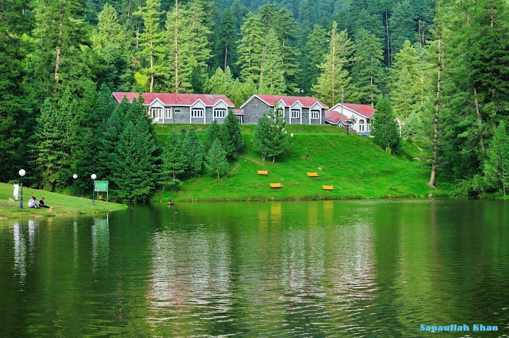4 Days Tour To Banjosa Lake Toli Peer Pakistan Travel Places