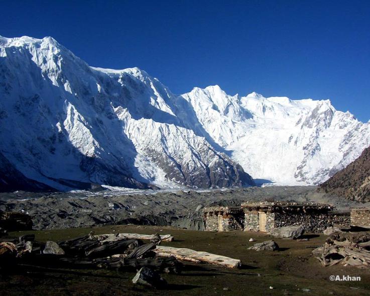 Passu Sar peak
