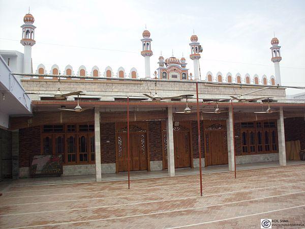 Kuzkandi masjid1