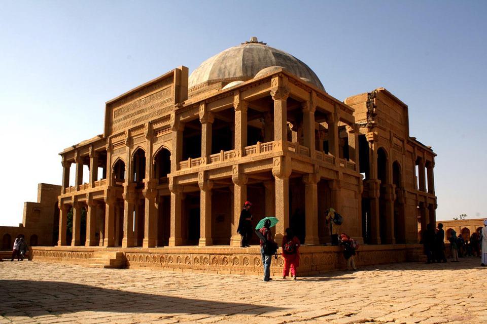 Monuments of Makli Thatta