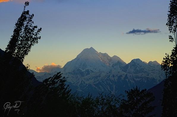 Tirich Mir peak