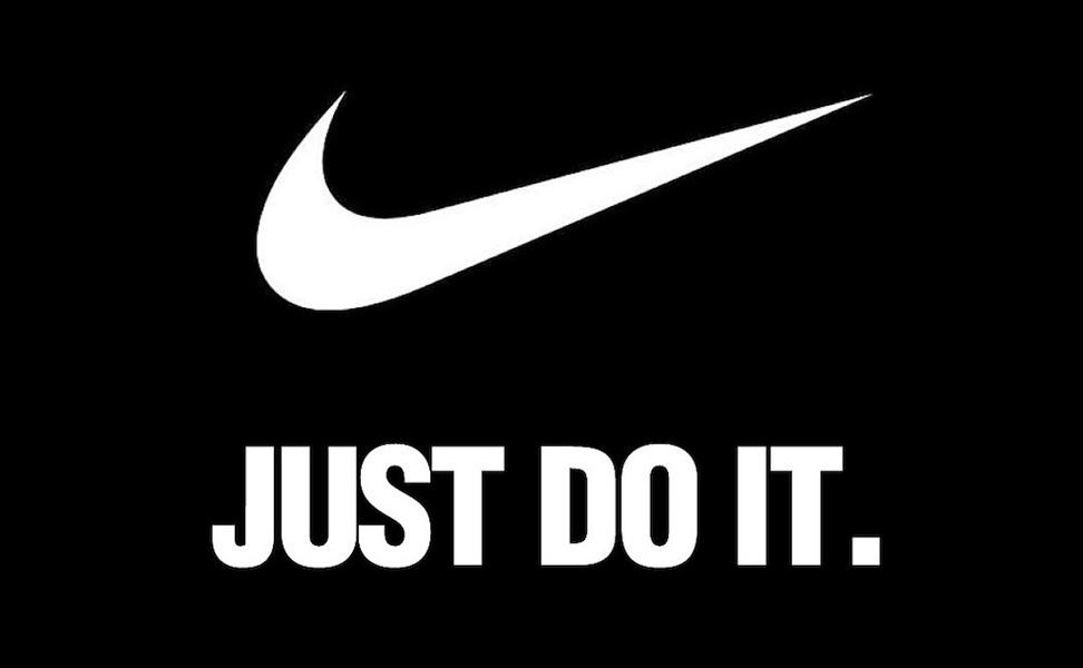 Nike branded shop