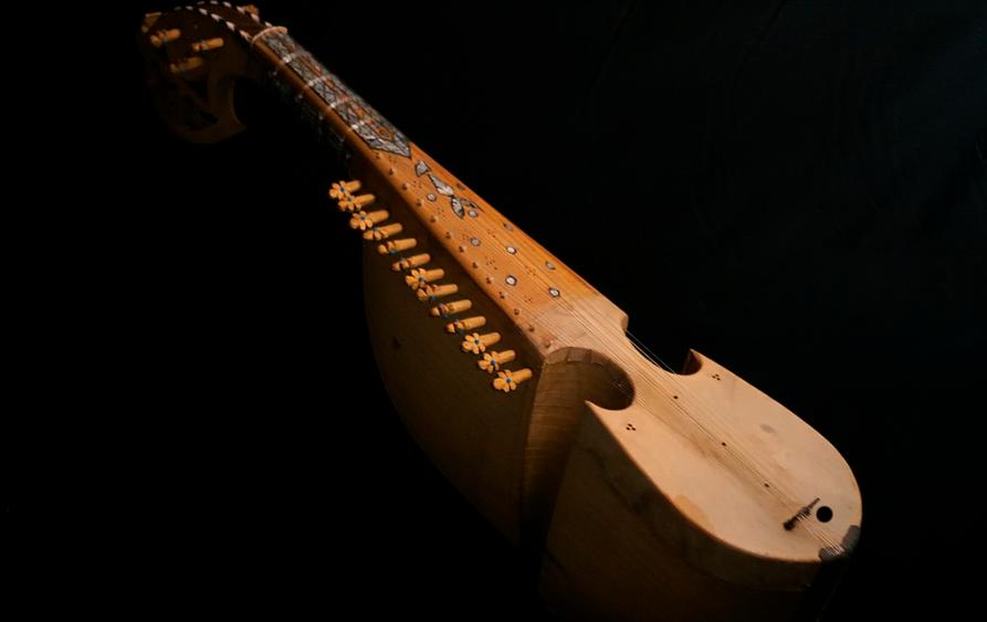 Sindhi musical instrument