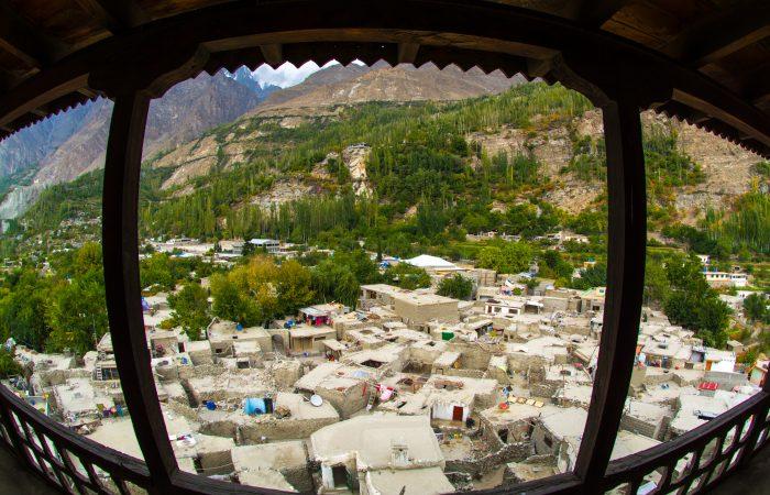 Hunza- Altit Fort