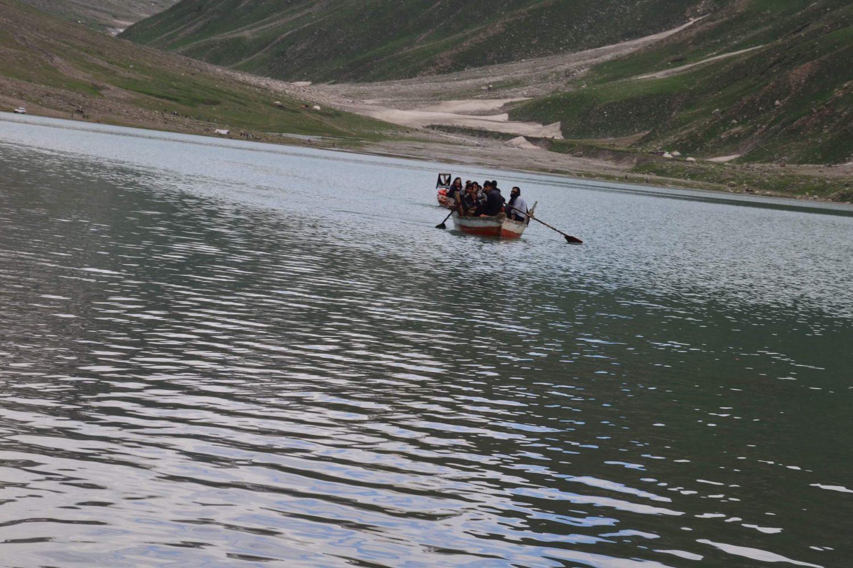Boating Saif ul Malook PTP
