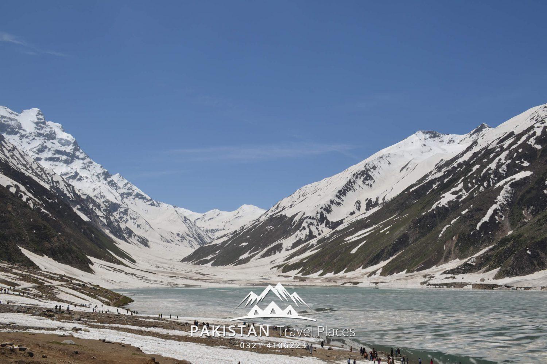 Frozen Saif ul Malook Lake PTP