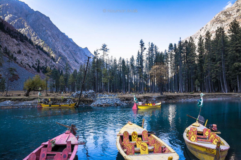 Muhdand Lake PTP
