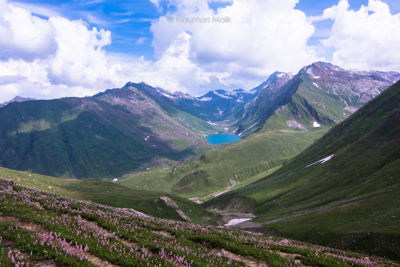Saral Lake-1 PTP