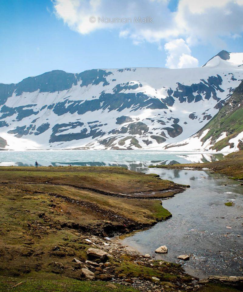 dudipatsar Lake-1 PTP