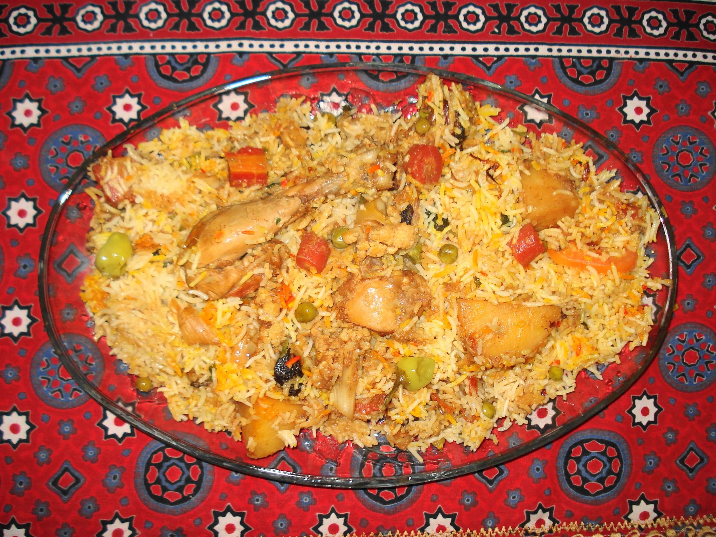 Sindhi food