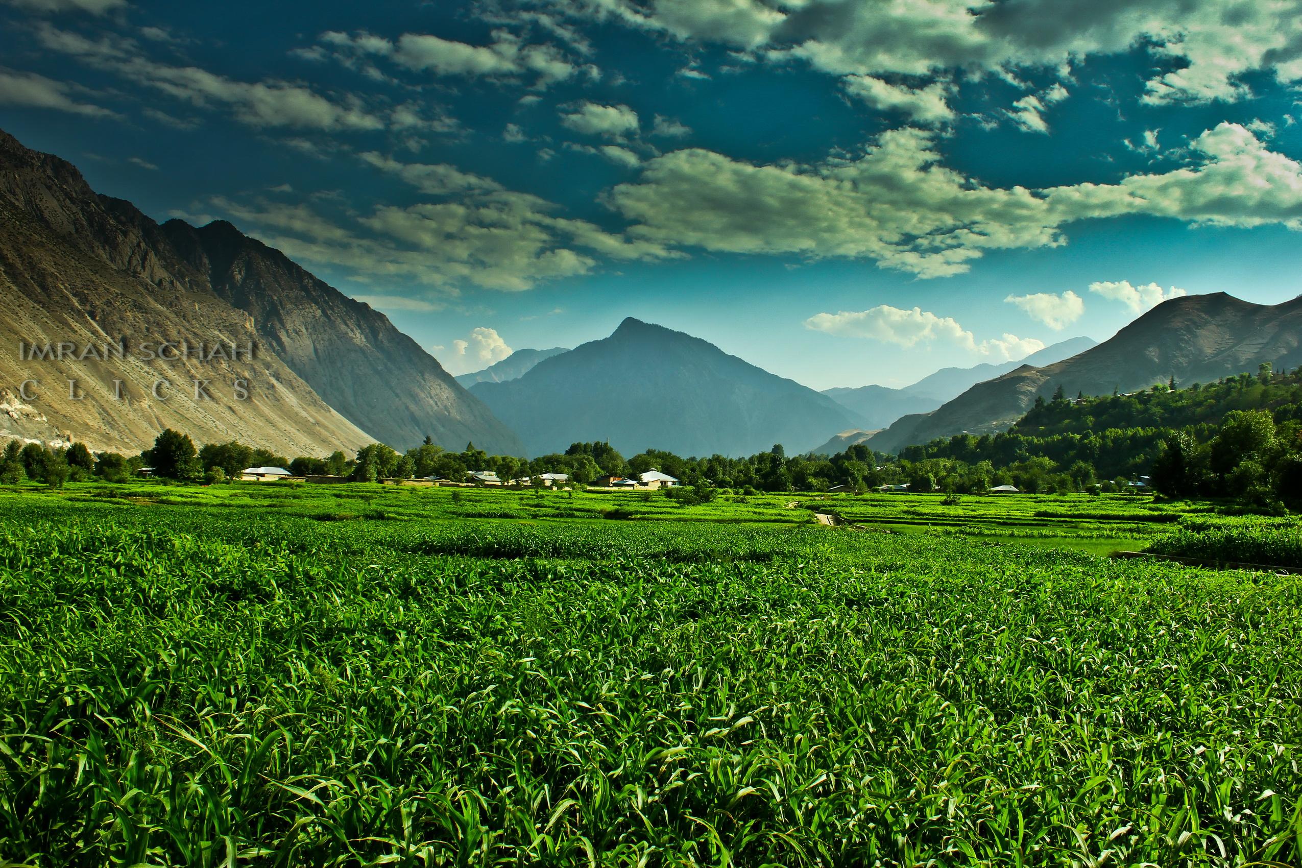 Ayum- Village of Hindukush