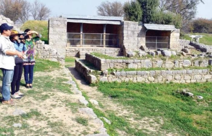 Korean documentary on Gandhara civilization