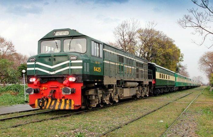 Railway stations of Pakistan