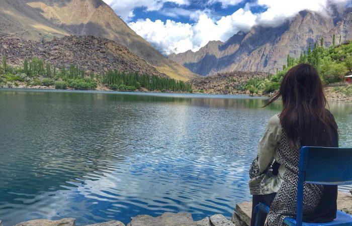 lake pakistan