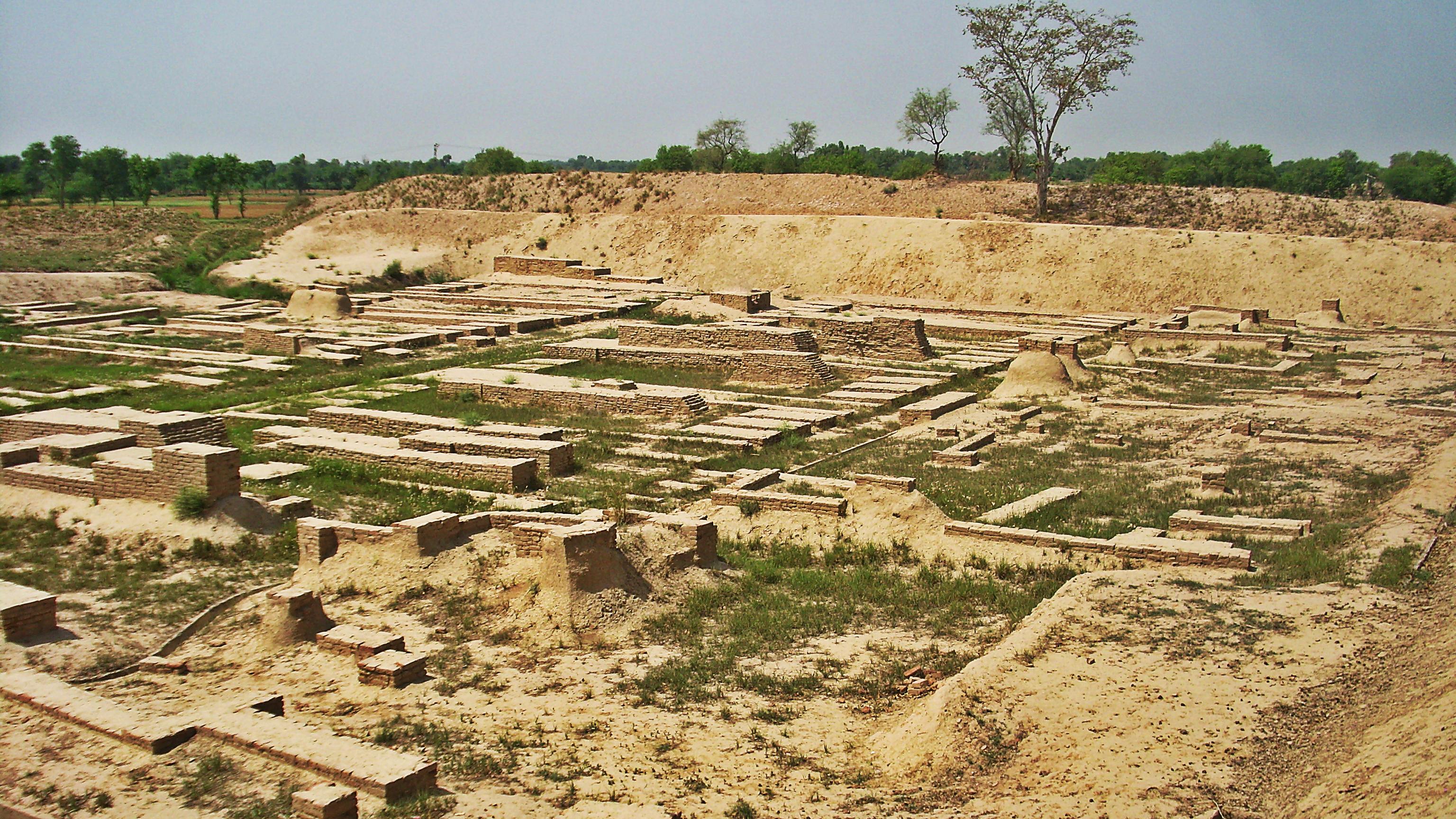 Ruins of Harappa
